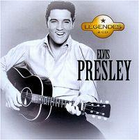 Cover Elvis Presley - Elvis Presley - Légendes [2 CD]